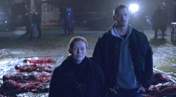 The Killing 4 - Bittere Pointe: Der erste Fall von Holder und Linden fing mit einer Leiche in einem versenkten Auto an...