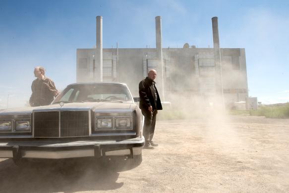 Better Caul Saul - Mike (Jonathan Banks) Bild: Netflix.com